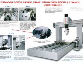 Heavy Duty Ram Type Double Column VMC - picture0' - Click to enlarge