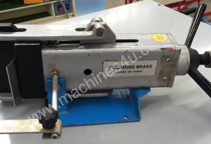 FB-4 MANUAL BAR BENDER 100 X 2MM