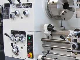 Centre Lathe, 560x1500mm Turning Capacity, 80mm Bore - picture0' - Click to enlarge