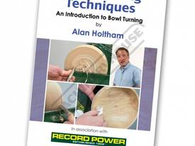 RPDVD08 Woodturning Techniques DVD - Introduction