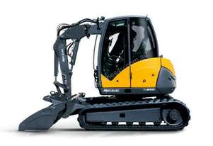 NEW MECALAC 6MCR HIGH SPEED EXCAVATOR LOADER
