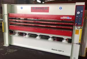 3 DAYLIGHT 120T 3000*1300 HOT PRESS