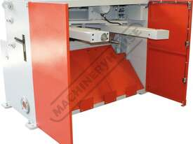 HG-460B Hydraulic NC Guillotine 1300 x 6mm Mild Steel Shearing Capacity 1-Axis Ezy-Set NC-89 Control - picture3' - Click to enlarge