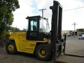 Hyster H10.00XL-6 Forklift Diesel, 2 Stage 3750mm, - picture0' - Click to enlarge