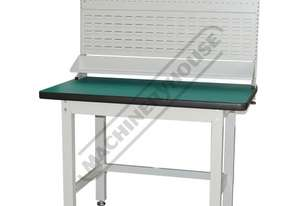 IWB-12P1 Industrial Work Bench Package Deal 1200 x 750 x 1725mm 1000kg Load Capacity