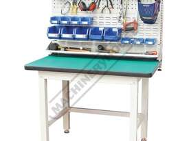 IWB-12P1 Industrial Work Bench Package Deal 1200 x 750 x 1725mm 1000kg Load Capacity - picture12' - Click to enlarge