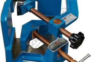 AC-100TC 90 degree Angle Vice Clamp with Swivel Top Clamp Jaw Width - 2 x 90mm, Bottom Clamp 100mm J