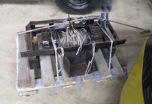 Hydraulic Winch Winch Attachments