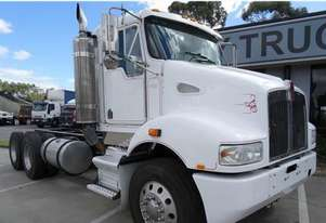 2009 KENWORTH T358 Cab Chassis