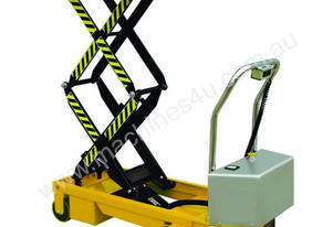 Double Electric Scissor Lift Table 350kg (Perth)