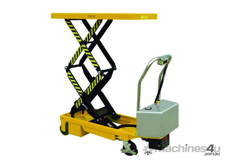 ... Tables for sale - Double Electric Scissor Lift Table 350kg (Perth