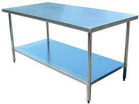 Brayco Wide S/Steel Bench - picture0' - Click to enlarge