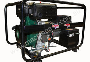 6.8Kva  DIESEL POWERED GENERATOR WITH E/START