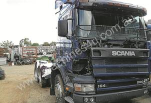 2004 SCANIA R164 580 DISMANTLING