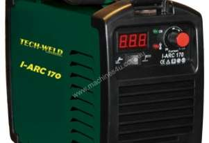 Tech Weld I-ARC 170-DC TIG WELDER