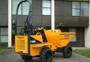 Thwaites 2T Front Tip Manual