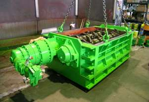 Shredders for ALL APPLICATIONS, up to Four Shaft