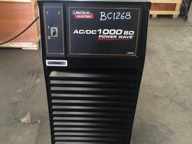 Power Wave AC/DC 1000, controller, head + cables - picture4' - Click to enlarge