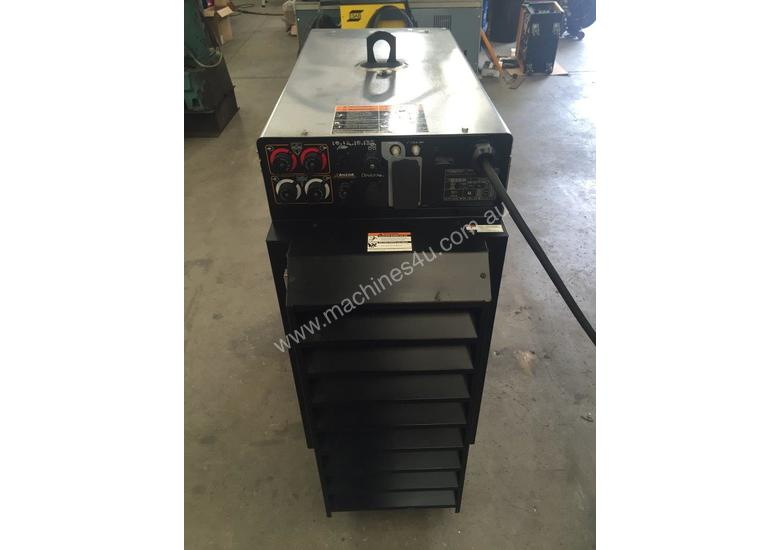 Power Wave AC/DC 1000, controller, head + cables