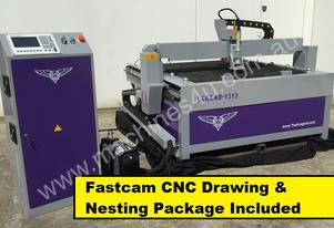 1300mm x 1300mm Ex Stock With Fastcam CNC