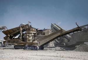 Astec FT400DF Cone Crusher