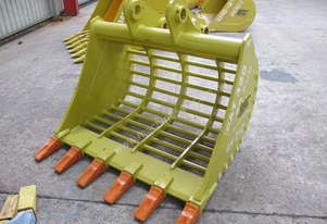 Brand New SEC 20ton Sieve Bucket CAT320