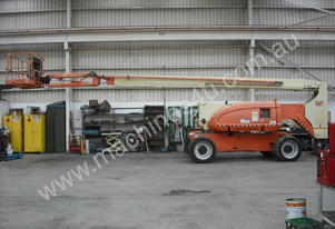 Jlg 74' Knuckle Boom