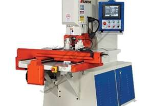 PM-80LT-CNC CNC Punching Machine 80 Tonne Includes CNC Programmable Positioning Table 1000 x 500mm