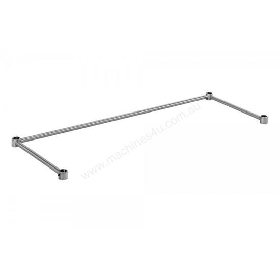 NEW 1500 STAINLESS STEEL BENCH LEG BRACING