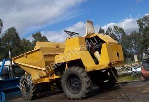 articulated Dumper / hydralic tipping