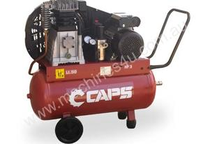 CAPS 230V Piston Air Compressor, 6.7cfm