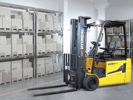 7E Series Diesel Forklift Truck - picture0' - Click to enlarge