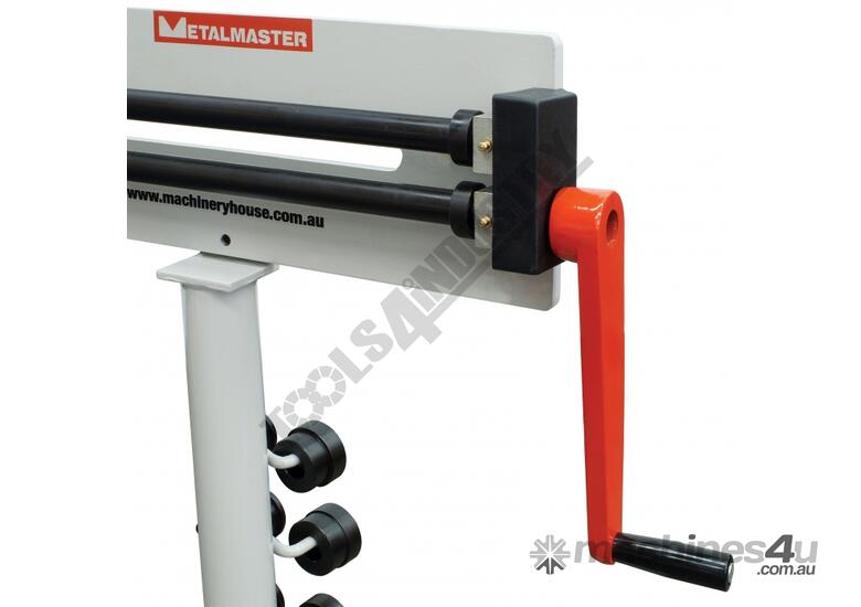 Metalmaster Bead Roller 1.2mm Mild Steel Thickness
