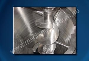 Conical Ribbon Mixer: From 150 - 200,000 litres