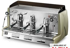 Wega EVD3VVE Vela Vintage 3 Group Automatic Coffee Machine