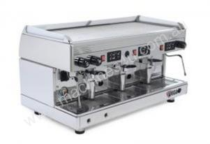 Wega EVD3SSN Nova Stainless Steel 3 Group Automatic Coffee Machine