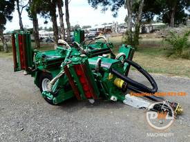 Textron Ransomes TG4650 Slasher/Mower Attachments