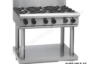 Waldorf 800 Series RNL8600G-LS - 900mm Gas Cooktop Low Back Version