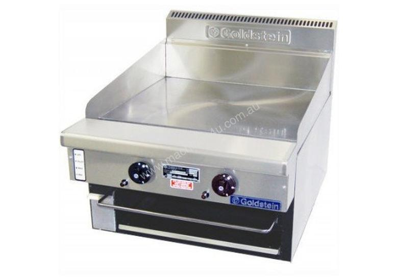 Goldstein GPGDBSA-36 Gas Griddle/Toaster