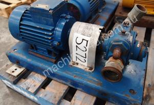 Gear Pump - Inlet 40mm Dia Outlet 40mm Dia.