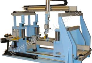 Nicklebutt Steel Beam Laser Layout Marking Printer