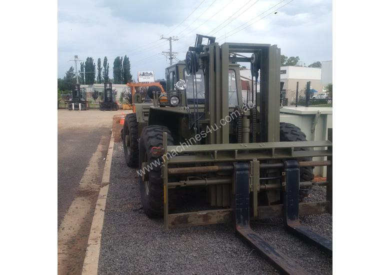 Used 2012 Lift King Hyster Toyota Liftking Lk10 Aus Rough