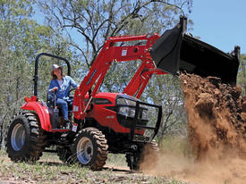Mahindra 1538 HST Tractor - picture0' - Click to enlarge