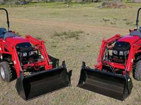 Mahindra 1538 HST Tractor - picture5' - Click to enlarge
