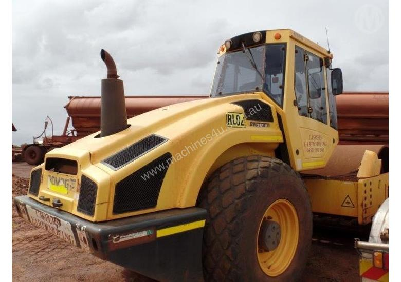 Used Bomag Rollers & Compactors for sale - 2011 Bomag Drum Roller ...