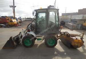 Venieri VF1.33 Wheel Loader / Sweeper