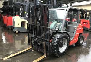 MANITOU MH25-4T ROUGH TERRAIN FORKLIFT 4WD