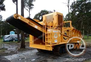 Bandit 1680 Wood Chipper Forestry Equipment