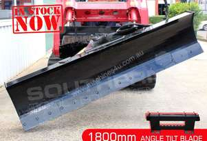 1800mm 6 Way Angle Tilting Dozer Blade Suit BOBCAT