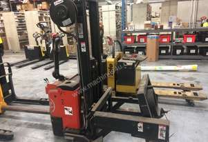 Good condition used walkie stacker